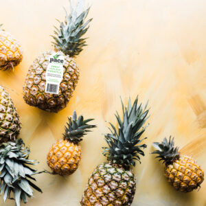 Pineapple Labels and Tags