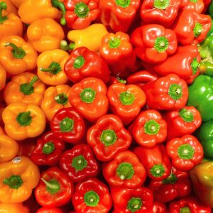 Capsicum Labels and Stickers